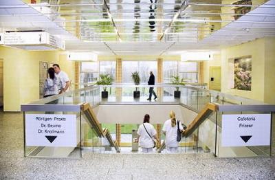 Кардиологическая клиника НИДЕРБЕРГ - Германия