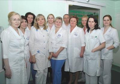 Клиника ЭКО в Москве - персонал клиники