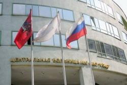 Хирургическое отделение ЦБ № 6 ОАО РЖД - Москва - Центральный вход