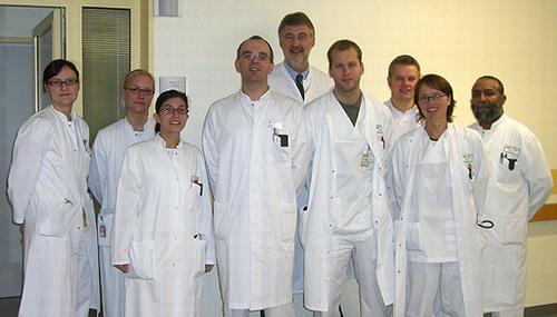 Клиника урологии, детской урологии и уроонкологии - Niederberg - коллектив клиники урологии