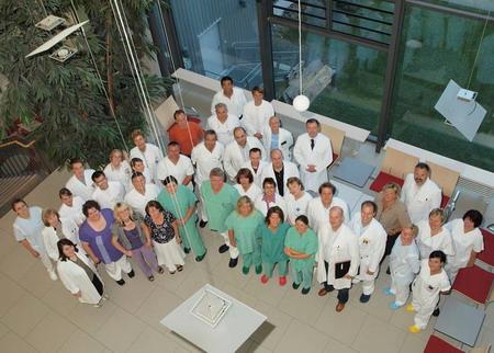 Сотрудники урологической клиники Марбургского университета,  (495) 585-92-41
