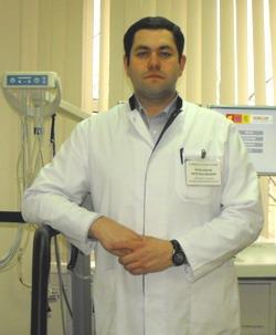 Врач-кардиолог Чомахидзе П.Ш.