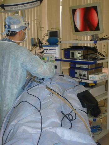 Лор операции эндоскопическим методом