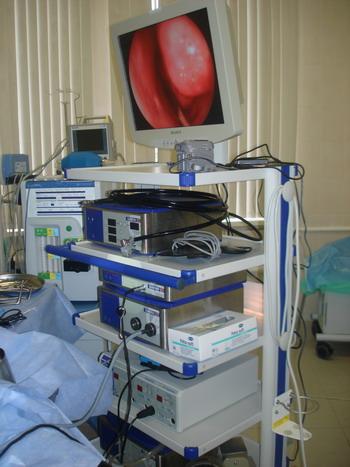 Эндоскопическая Лор-хирургия
