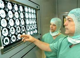 Расшифровка компьютерой томограммы - выбор оптимального метода лечения