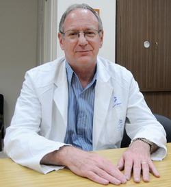 Профессор Амирам Кац - директор израильского реабилитационного медицинского центра