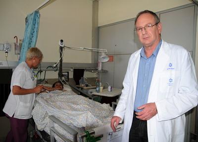 Отделение реабилитации после травм позвоночника - реабилитационный центр Левинштейн
