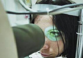 Офтальмологическая операция
