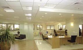 Центр превентивной медицины - холл