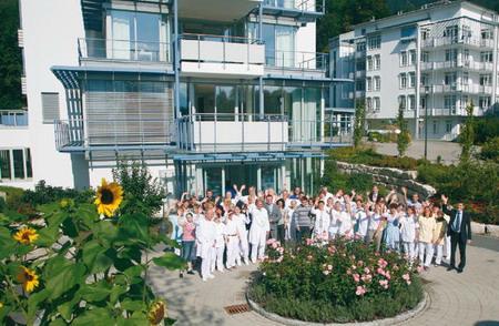 Онкологический центр БАД-ТРИССЛЬ - Германия