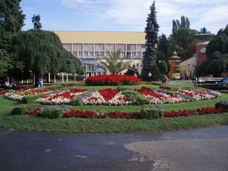 Курорт Врнячка Баня