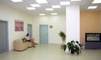 Холл клиники
