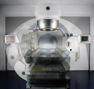 установка для проведения стереотаксической радиохирургии